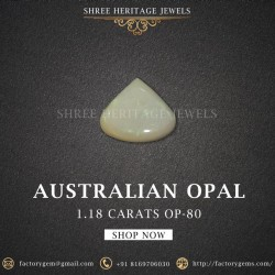 1.18-Carat Beautiful and Natural Untreated Multi Colour Opal
